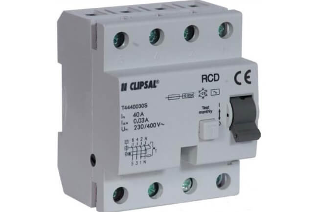 Safety switch assessment & installation