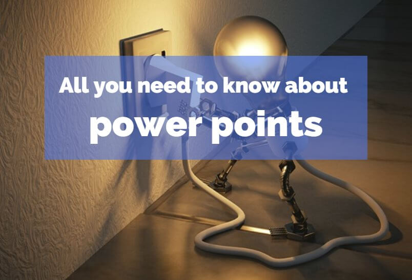 All you need to know about power points in Australia