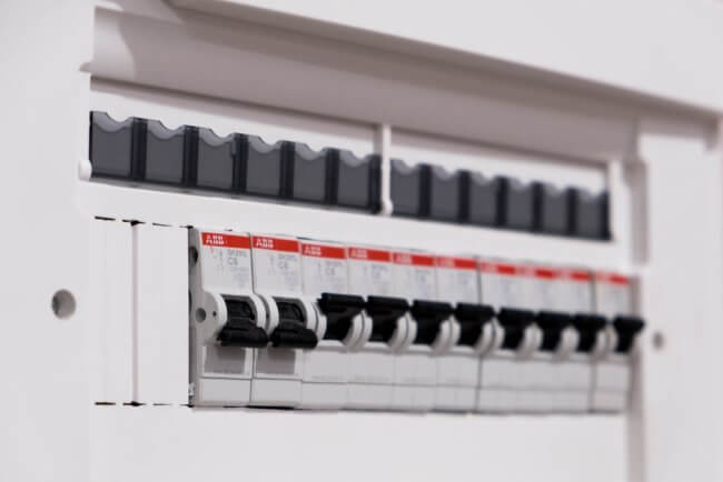 Electrical switchboard installation, repair and upgrade | Jaric ...