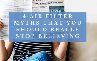 4 air filter myths that you should really stop believing