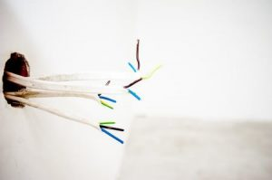 Faulty or old electrical wiring