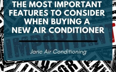 The most important features to consider when buying a new AC – Part 1