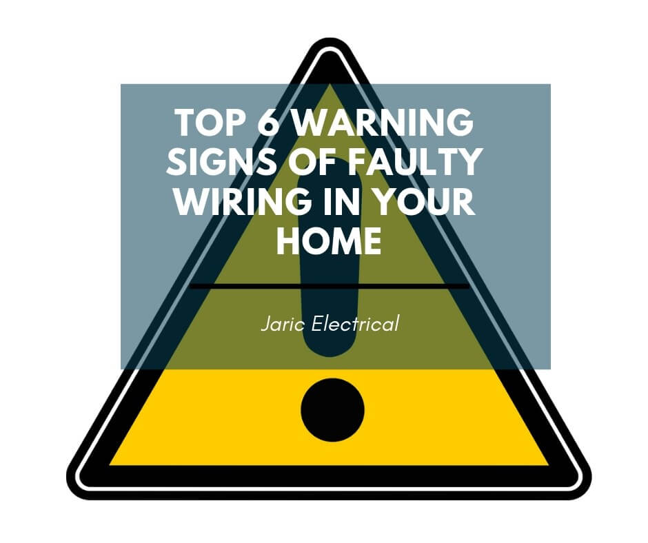 Top 6 warning signs of faulty wiring in your home