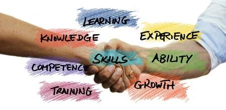 skills and knowledge