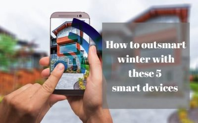 How to outsmart winter with these 5 smart devices