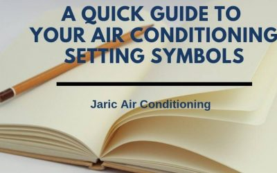 A quick guide to your air conditioning setting symbols