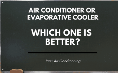 Air conditioner or evaporative cooler – which one is better?