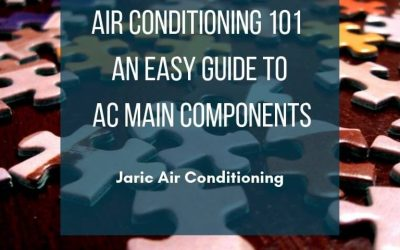 Air conditioning 101 – an easy guide to AC main components
