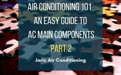 An easy guide to Air Conditioning main components