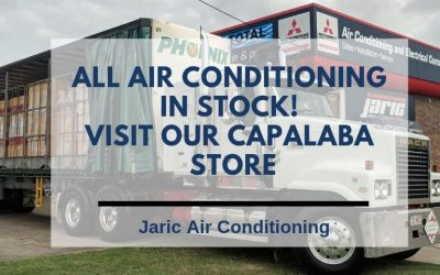 Jaric Air Conditioning Capalaba store