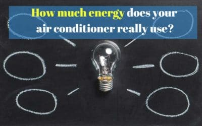 How much energy does your air conditioner really use?
