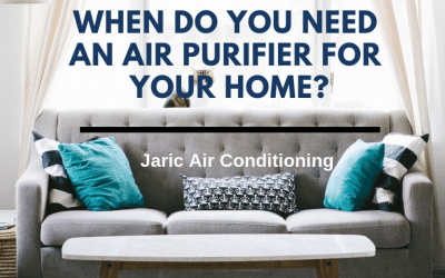 When do you need an air purifier for your home?