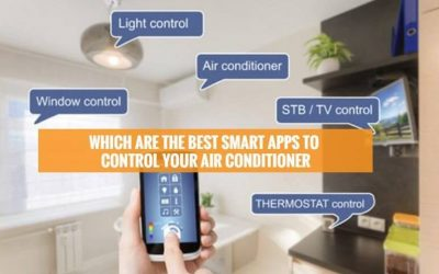 Which are the best smart apps to control your air conditioner (part 1)