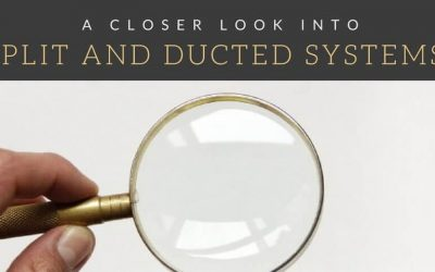 Split system or ducted system? – A closer look into split and ducted systems
