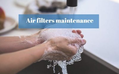 Simple formulas for a successful air filters maintenance