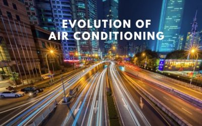 Interesting facts about the evolution of air conditioning