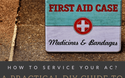 "How to service your AC – a practical DIY guide to give ""first-aid"" to your AC"