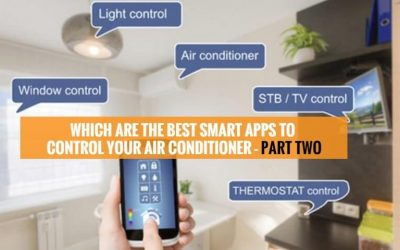 Which are the best smart apps to control your air conditioner (part 2)