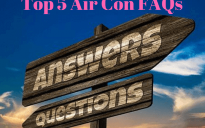 Got questions about AC? We've got answers! Top 5 Air Con FAQs