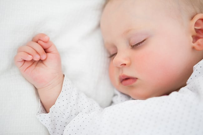 How Jaric helped an expectant mum create a comfortable nursery
